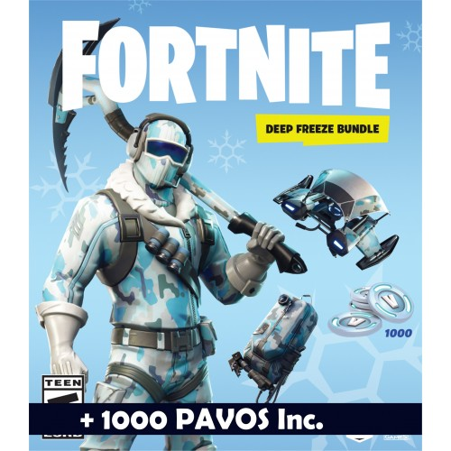 Deep Freeze Bundle (Código)