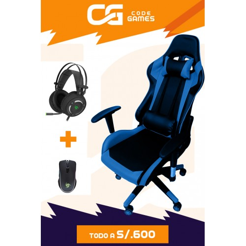 PACK SET GAMER INICIO